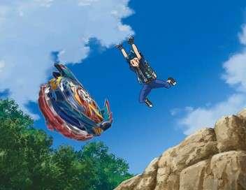 Beyblade Burst Turbo Frappe Z en plein dans le mille !