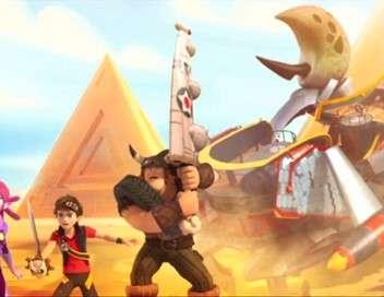 Zak Storm, super pirate L'appel de l'aventure