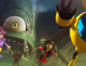 Zak Storm, super pirate La voix du Chaos