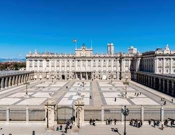 Si les murs du palais royal de Madrid pouvaient parler