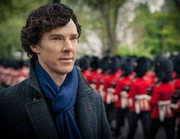 Sherlock Le signe des trois