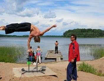 L'école buissonnière du Cirque de Moscou