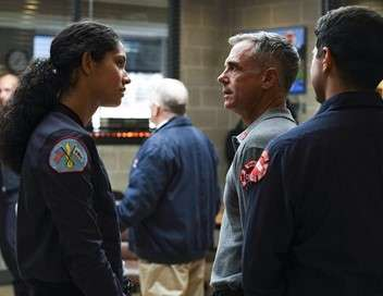 Chicago Fire Un pompier d'exception