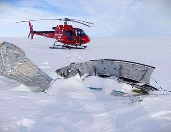 Les pires accidents : avions