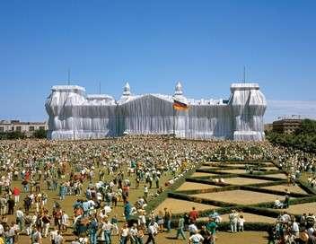 Christo & Jeanne-Claude : l'art de cacher, l'art de dévoiler