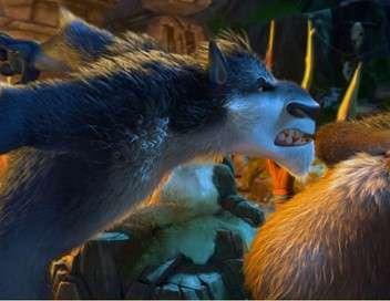 Gris, le (pas si) grand méchant loup