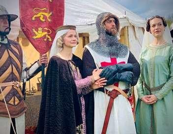 Secrets d'Histoire Philippe le Bel et l'étrange affaire des Templiers