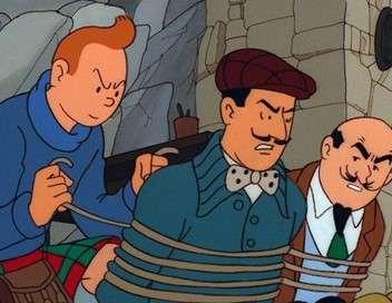 Les aventures de Tintin L'ïle Noire 2/2