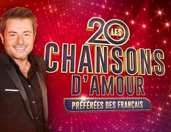 Les 20 chansons d'amour préférées des Français