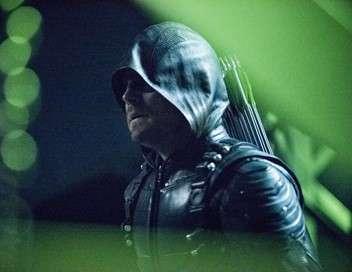 Arrow Regarde les héros tomber