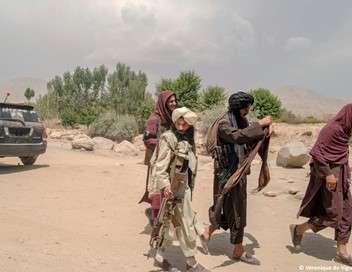 Kaboul, au coeur des talibans