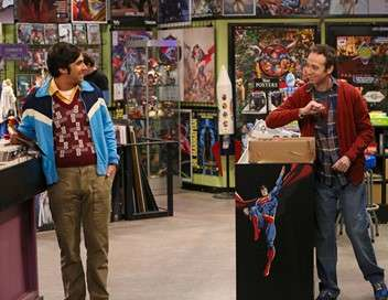 The Big Bang Theory La preuve d'affection tangible