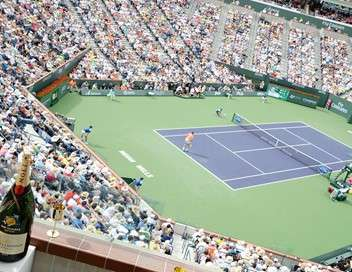 Tournoi ATP/WTA d'Indian Wells
