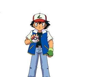 Pokémon : les champions de Johto Séjour à la montagne