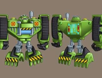 Transformers Rescue Bots : mission protection Servir et protéger