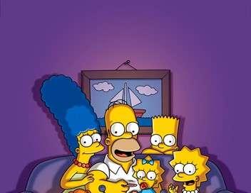 Les Simpson La reine du balai