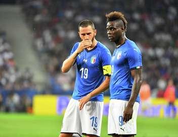Italie - Finlande Éliminatoires de l'Euro 2020