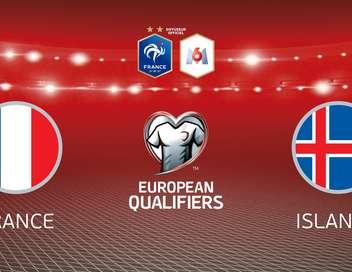 France - Islande Éliminatoires de l'Euro 2020