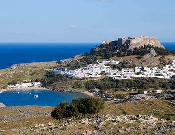 Rhodes : île grecque