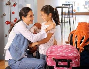 Famille d'accueil Enfant sans frontière
