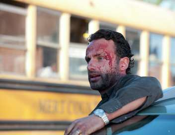 The Walking Dead A dix-huit miles, au moins