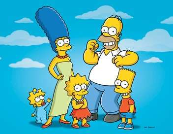 Les Simpson Les baguettes magiques