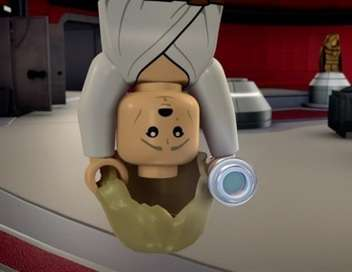 Lego Star Wars : les nouvelles chroniques de Yoda L'attaque de coruscant