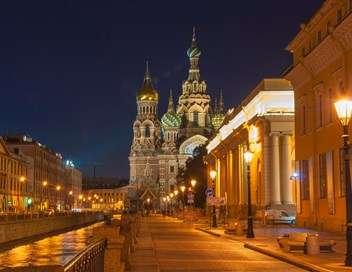 Échappées belles Un week-end à Saint-Pétersbourg