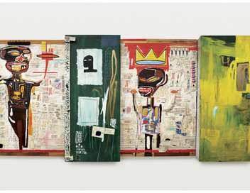 Basquiat visite privée