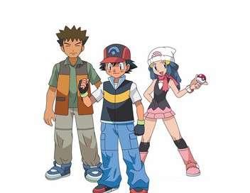 Pokémon : diamant et perle Un charkos entêté
