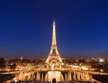 Des racines et des ailes La tour Eiffel a 130 ans