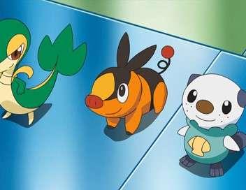 Pokémon : Noir & Blanc Neitram, Méios et le voleur de rêves !