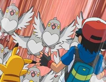 Pokémon : Noir & Blanc Un connaisseur pêcheur tend ses filets !