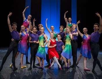 Léna - Rêve d'étoile Arabesque et flamenco