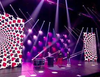 L'incroyable show d'Éric Antoine