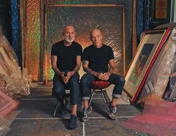 Dans une photo de Pierre et Gilles