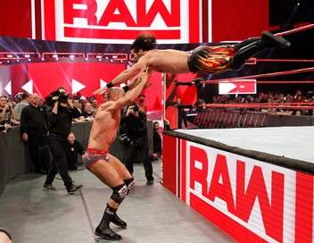 Catch américain «Raw»