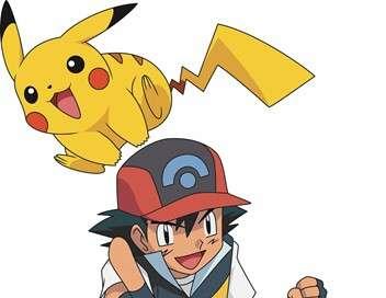 Pokémon : les champions de Johto Il y a de l'électricite dans l'air
