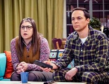 The Big Bang Theory Magnéto Sheldon !