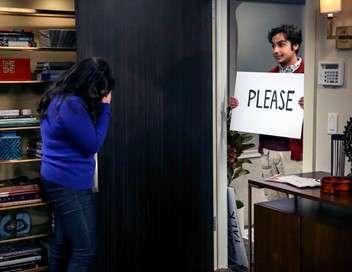 The Big Bang Theory Titre de spermission