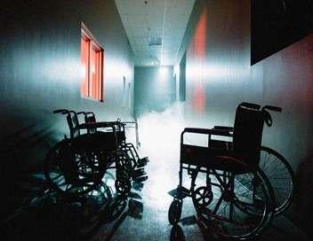 Hôpital hanté