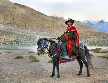 Le facteur de l'Himalaya
