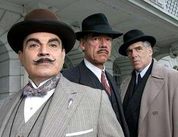 Hercule Poirot Le Train bleu