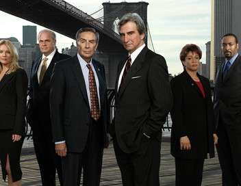 New York, police judiciaire Chasseurs de primes