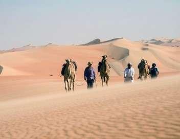 Oman, Arabie saoudite et Qatar 49 jours à travers le Rub al-Khali