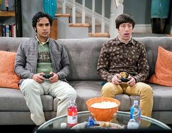 The Big Bang Theory Clap de fin !