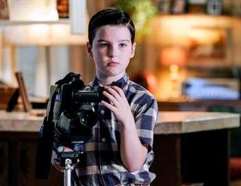 Young Sheldon Une race de super humains et une lettre à Alf