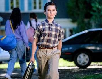 Young Sheldon Le réacteur nucléaire