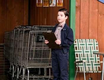 Young Sheldon Panique chez les Cooper