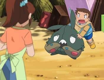 Pokémon : la quête de Kalos Une branche trop précieuse !